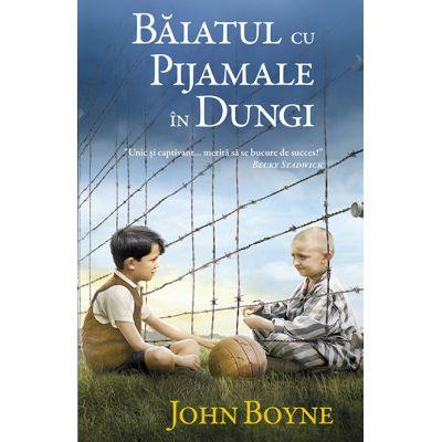 Băiatul cu pijamale in dungi, JohnBoyne