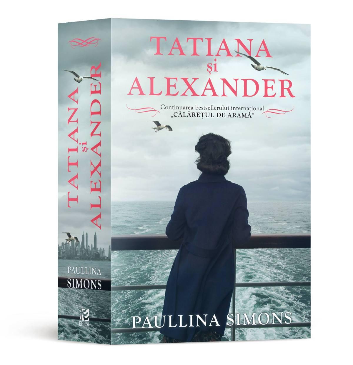 Călărețul de aramă și Tatiana și Alexander de PaullinaSimons